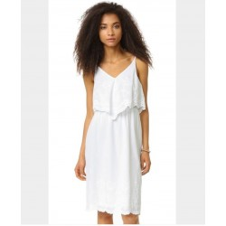 NWT WAYF Handkerchief Overlay Dress WHITE SZ Small SOLD OUT