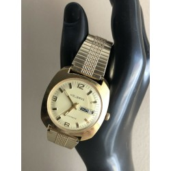 Helbros Vintage 17JWL Automatic Mens Watch