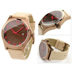 Marc Jacobs MBM1215 Classic Collection Henry Brown Dial Mens Watch