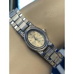 Waltham Women's Stainless Steel Silver Bracelet Watch