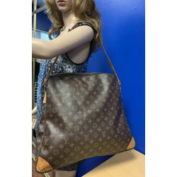 Louis Vuitton MONOGRAM CANVAS XL Monogram Sac Promenade Ballade